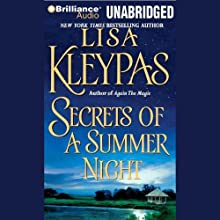 Secrets of a Summer Night: The Wallflowers, Book 1 (       UNABRIDGED) by Lisa Kleypas Narrated by Rosalyn Landor
