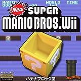 ニュースーパーマリオブラザーズWii Wiiリモコンスタンド ハテナ