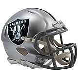 Riddell (リデル) NFLレプリカ ミニヘルメット (Speed Mini Helmet) オークランド・レイダース 【並行輸入品】