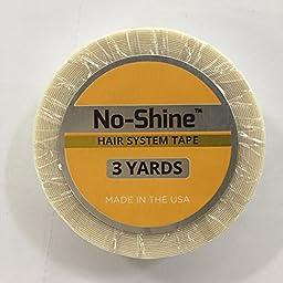 No Shine Bonding Double Sided Tape Walker 1/2\