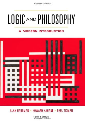 Logic and Philosophy A Modern Introduction113311279X : image