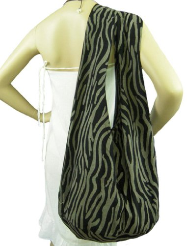 btp-zebra-cotton-bag-purse-hobo-hippie-sling-crossbody-messenger-school-bags-xl-gift-black-z1