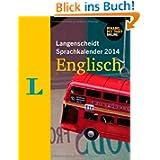Langenscheidt Sprachkalender 2014 Englisch - Kalender