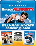 Image de Fletch / Bruce Almighty Blu-ray Value Pack