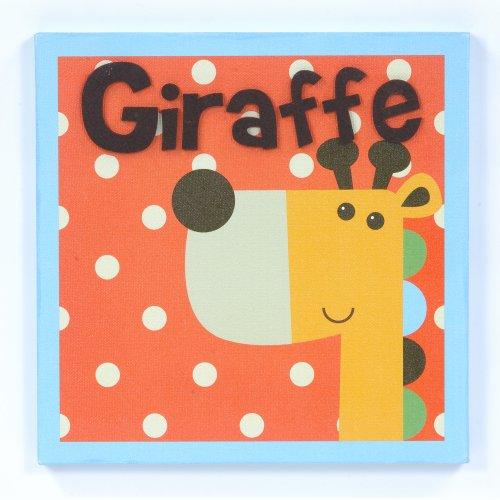 Munch Canvas, Giraffe - 1