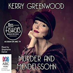 Murder and Mendelssohn Audiobook