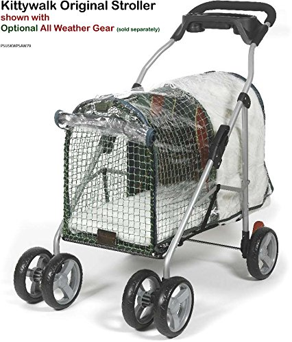 Kittywalk Pet Strollers And Accessories (Accessory: All Weather Gear (Does Not Include Stroller/Carrier))
