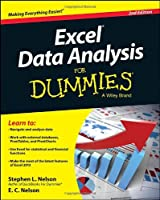 Excel Data Analysis For Dummies, 2nd Edition