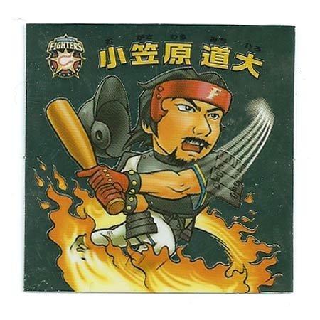 ビックリマン プロ野球チョコ BMプロ野球2006シール 10-パ 小笠原 道大