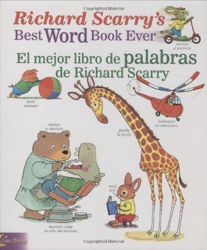 Mejor Libro de Palabras de Richard Scarry