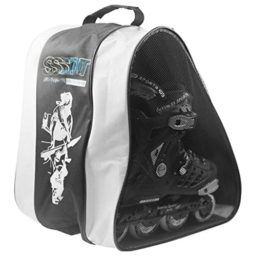 Ice-Skate-Backpack-Skate-Carry-Bag-de-cireur-Sac-Skate-Lame-16