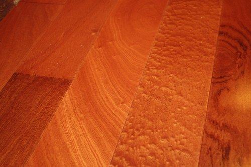 Kingsport Sapele Mahogany Classic 9 16 X 5 Exotic Engineered Hardwood Flooring AF012