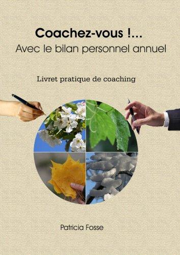 Couverture du livre Coachez-vous !... Avec le bilan personnel annuel