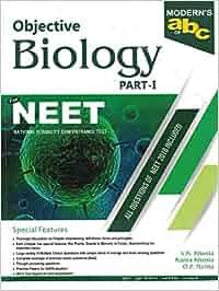Best biology book for neet