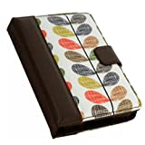 Trexta ORLA KIELY BOOK CASE MULTI SCR STEM Kindle 4 & Kindle T, 17817 (STEM Kindle 4 & Kindle T)