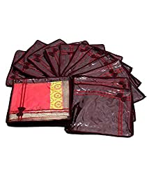 Saree Cover Non Wooven Material 12 Pcs Set