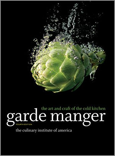 Garde Manger: The Art and Craft of the Cold Kitchen (Cia Professional Chef compare prices)