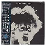 THE GIRL WHO WAS...DEATH(paper-sleeve)(reissue) by Belle Antique
