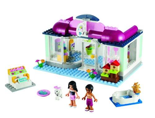 lego friends il salone di bellezza degli animali, vendita Lego