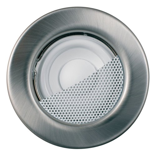 Kef Ci50 Round Steel In-Ceiling Speaker Architectural Loudspeaker (Single)