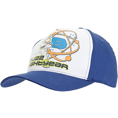 Toy Story - Boys Toy Story - Buzz Lightyear Youth Adjustable Cap Blue