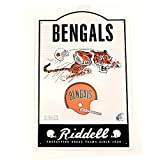 Cincinnati Bengals Collectible 12