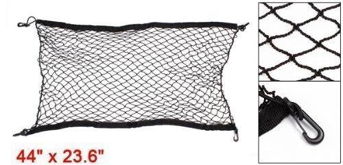 44x-236negro-malla-diseno-elastico-tronco-red-de-equipaje-para-el-coche