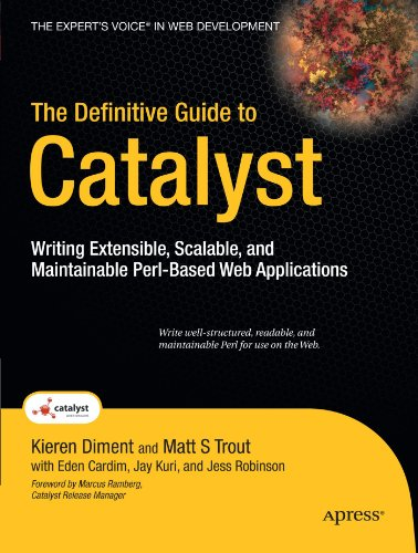 The Definitive Guide to Catalyst
