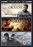 Gladiator/Immortals/The Eagle [DVD]
