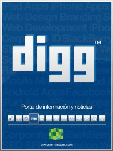 Digg: Portal de información y noticias (Spanish Edition)