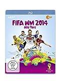 DVD & Blu-ray - FIFA WM 2014 - Alle Tore [Blu-ray]