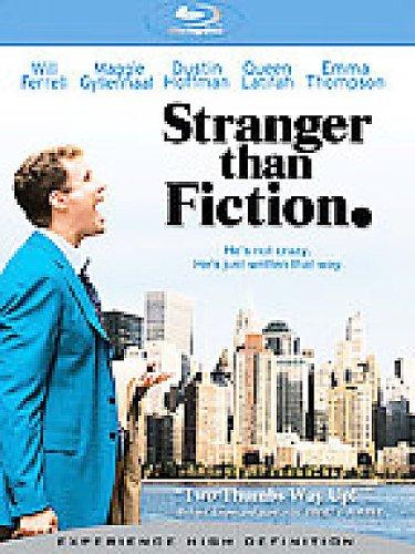 Stranger Than Fiction [Reino Unido] [Blu-ray]