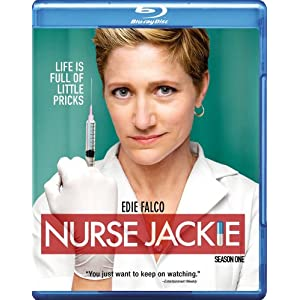 Amazon.com: NURSE JACKIE: Season One [Blu-ray]: Edie Falco: Movies ...