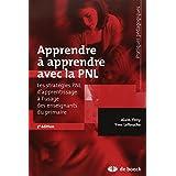 Apprendre � apprendre avec la PNLpar Alain Thiry