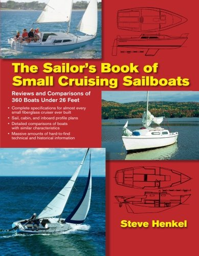 The Sailor's Book of Small Cruising Sailboats: Reviews and Comparisons of 360 Boats Under 26 Feet PDF
