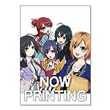アニメ「SHIROBAKO」のビジュアルブックが6月発売