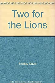 Two for the Lions by Lindsay Davis