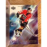2001-02 German Upper Deck Skilled Stars #SS 5 Oscar Ackestrom