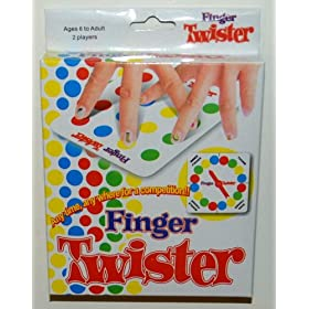 Finger Twister: Fun!