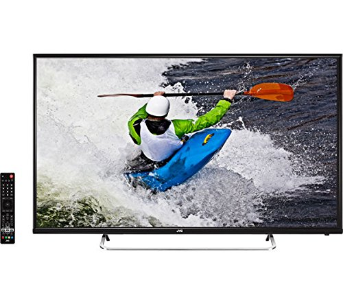 JVC 42 inch Full HD 1080p LED TV with Freeview HD - Black