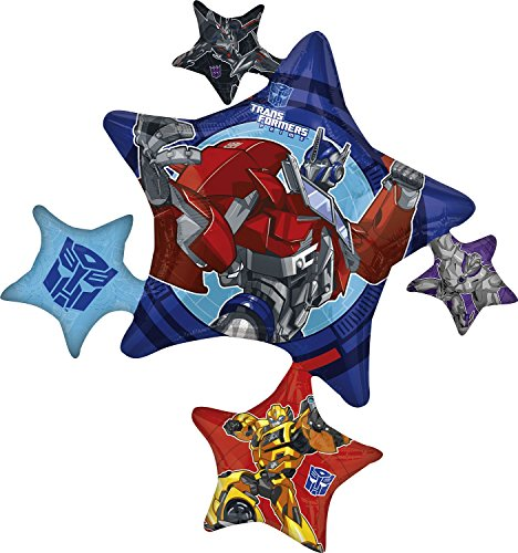 "Transformers Prime 35"" Shape Balloon (Each)"