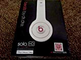 Beats by Dr. Dre Beats Solo HD Airport White On-ear Headphones with ControlTalk