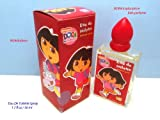 Nickelodeon DORA Exploratrice Kids Perfume (Girls) Eau De Toilette Spray 1.7 oz / 50 ml