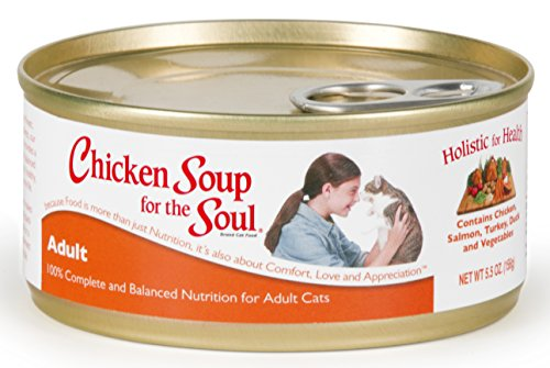 Chicken Soup For The Soul Adult Cat Wet Food