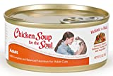 Chicken Soup for the Soul Chicken for Adult Cats 5.5 Ounce Cans, Case of 24