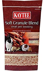 "Brand New KAYTEE PRODUCTS, INC. - SOFT SORBENT BEDDING CINNAMON (10LTR) ""SMALL ANIMAL PRODUCTS - SMALL ANIMAL - BEDDING"""
