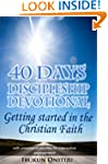 40 Days Discipleship Devotional