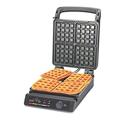 Chefs Choice Quad Waffle Maker by Edgecraft Corporation