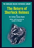 The Return of Sherlock Holmes (The Sherlock Holmes Reference Library) (0938501356) by Sir Arthur Conan Doyle
