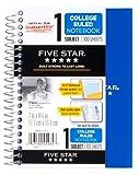 Five Star Personal Spiral Notebook, 7